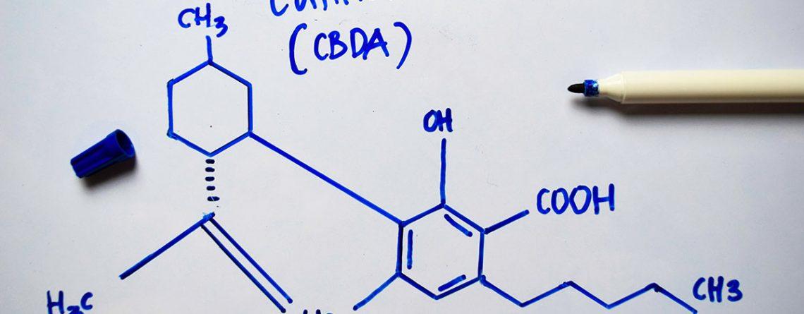 What is CBDA