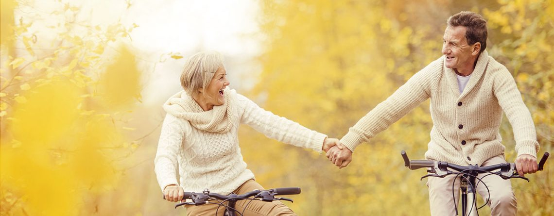 Are People Really Happier at Older Ages?