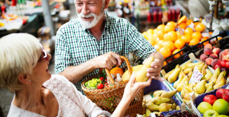 3 Steps to Better Nutrition in Later Life